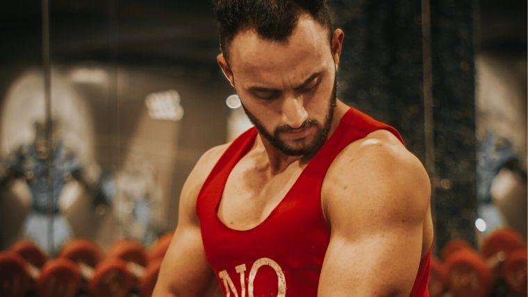 筋肉の状態を整える