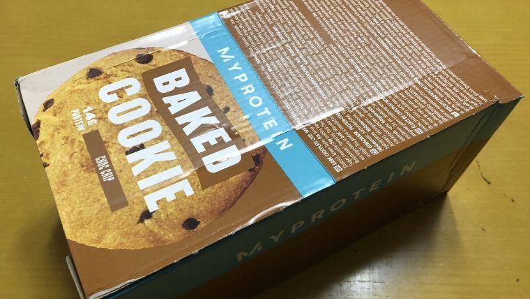 ベイクドクッキーの商品情報