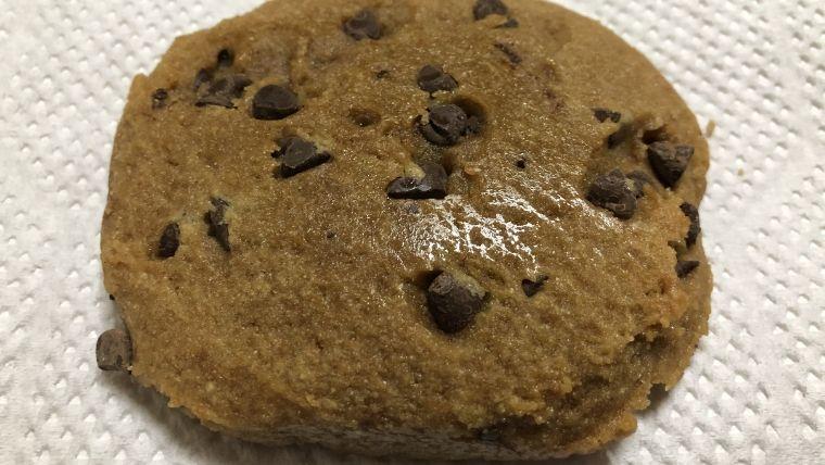 ベイクドクッキーのレビュー:見た目