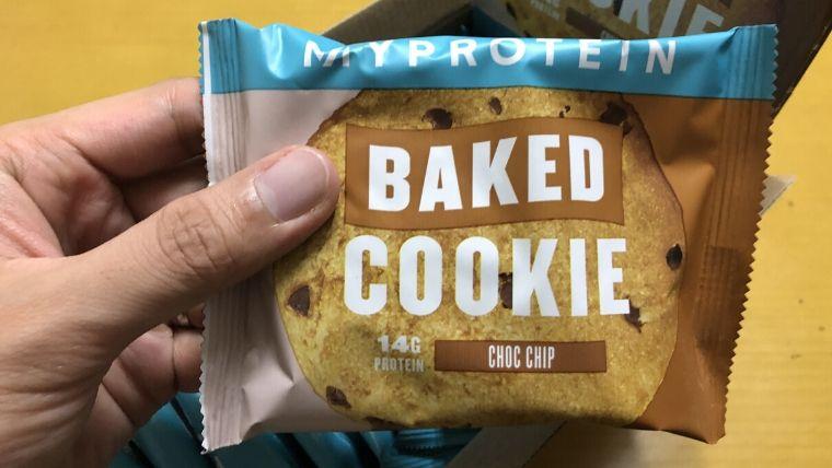ベイクドクッキーのレビュー:商品の満足度