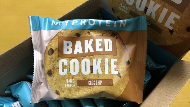 ベイクドクッキーのレビュー