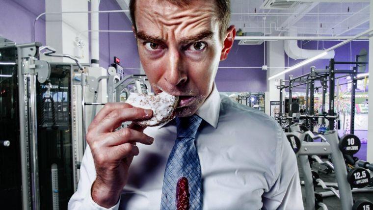 ホワイトチョコアーモンドは栄養重視の人向け