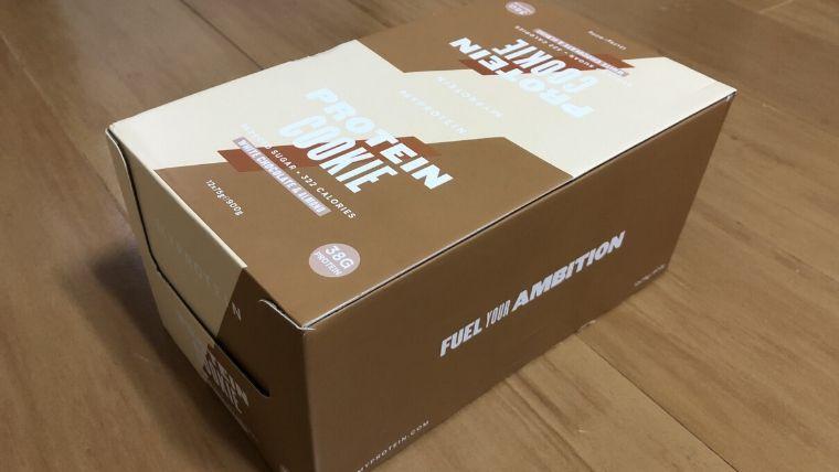 マイプロテインクッキー「ホワイトチョコアーモンド」の商品情報