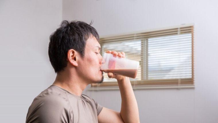 プロテインの置き換えダイエットの方法