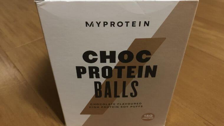 チョコレートボールの商品情報
