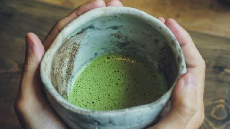 マイプロテインはそのまんま抹茶ラテの味