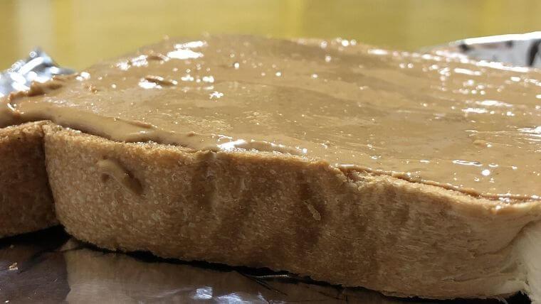 ピーナッツバターのレビュー:食べた感想