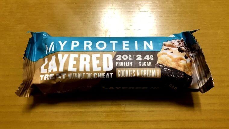 レイヤードのクッキー&クリームの特徴