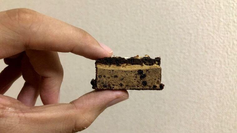 ビーガンカーボ(ピーナッツバター):商品の満足度