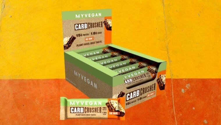 ビーガンカーボ(チョコレートオレンジ)商品情報