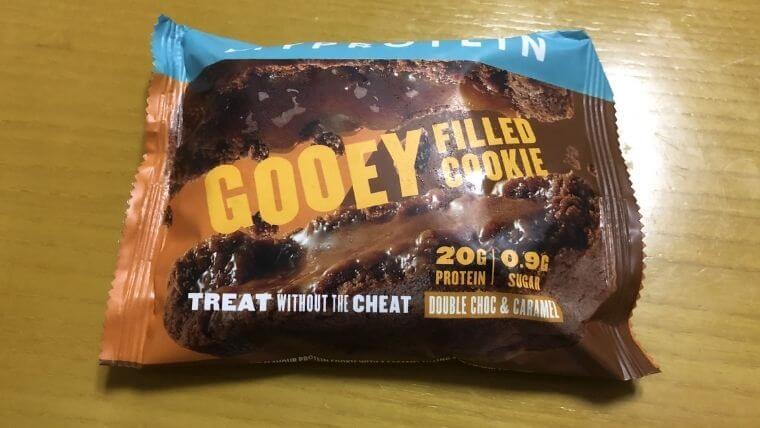 フィヨルドプロテインクッキーのレビュー