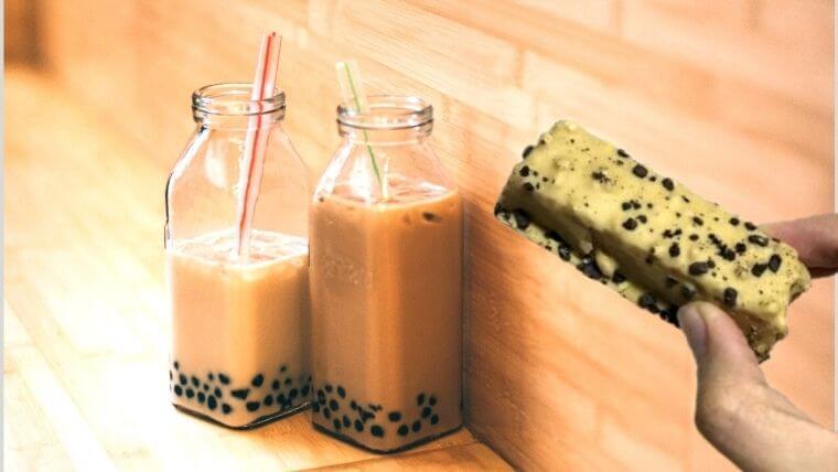 レイヤード「黒糖タピオカティー」は甘さ控えめで栄養豊富!